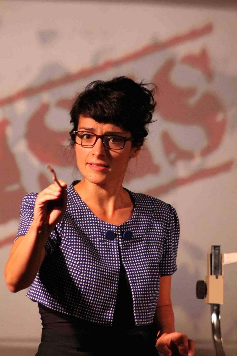 Founding Member-Angela Delichatsios