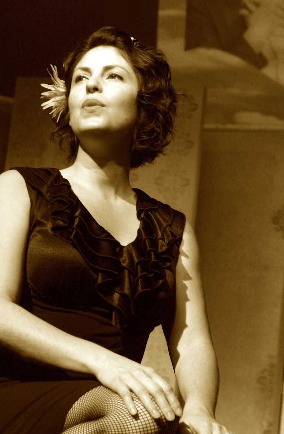Karina Costantino-Sassy Tough