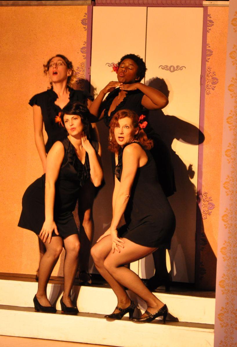 FKLW - Our Lovely Chorus Girls