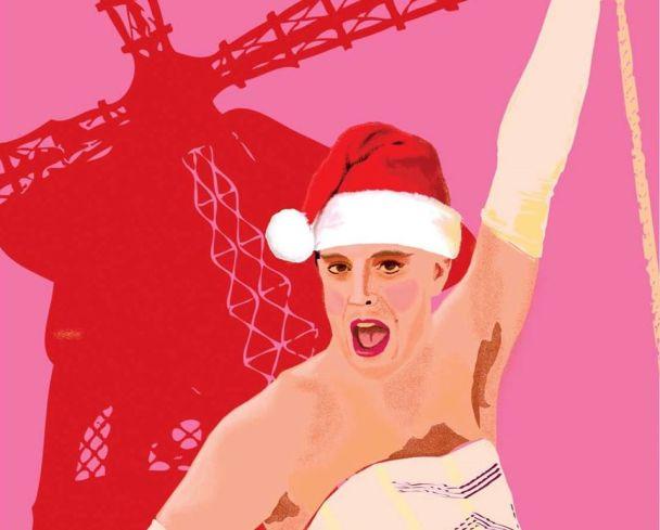 Moulin Scrooge Poster Image